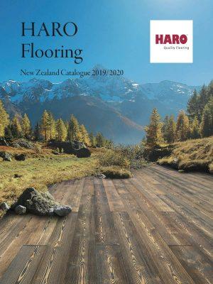 HARO Flooring Brochure 2019/2020
