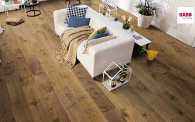 Premium sustainable flooring made in Germany