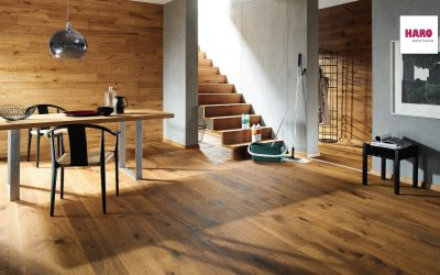Premium parquet from Germany's market leader