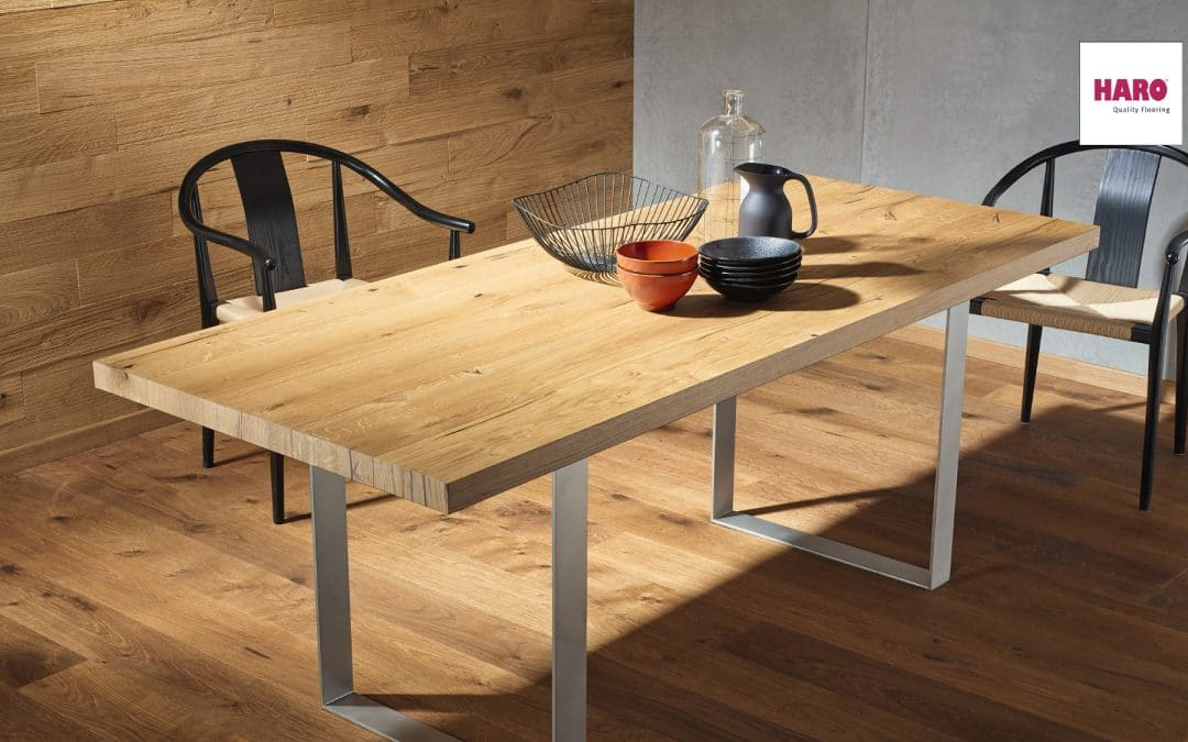 Finally The Table You Always Wanted: HARO Dining Table