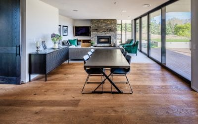 Timber Flooring with Flair