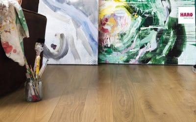 HARO Laminate Flooring: Simply better