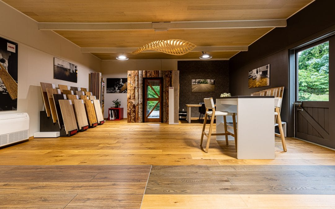 HARO Flooring Queenstown Showroom