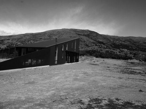 Wanaka Wedge House